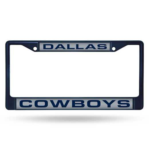 FNFCCL1802NV: NFL FCCL Lsr Color Chrome Frame Cowboys