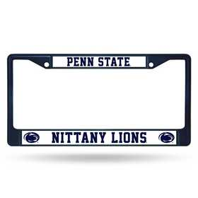 FCC210202NV: NCAA FCC Chrome Frame (Colored) Penn ST