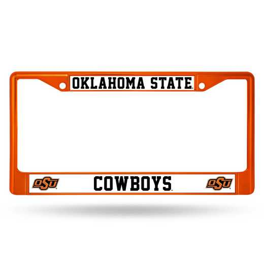 FCC230003OR: NCAA FCC Chrome Frame (Colored) Oklahoma ST