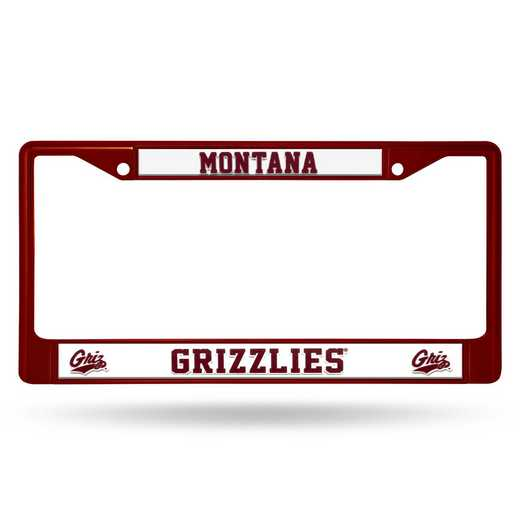 FCC490502MR: NCAA FCC Chrome Frame (Colored) Montana