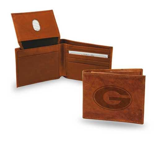 SBL110101: NCAA SBL Billfold, Georgia