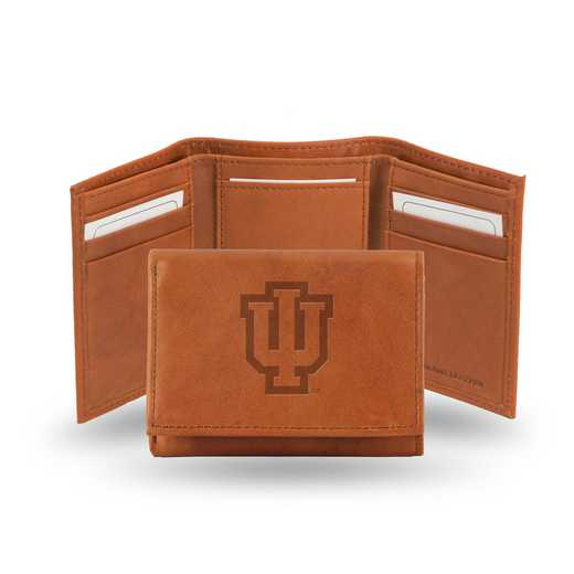 STR200101: NCAA STR Trifold Wallet, Indiana