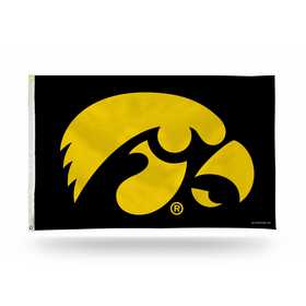 FGB250104: NCAA FGB BANNER FLAG, Iowa