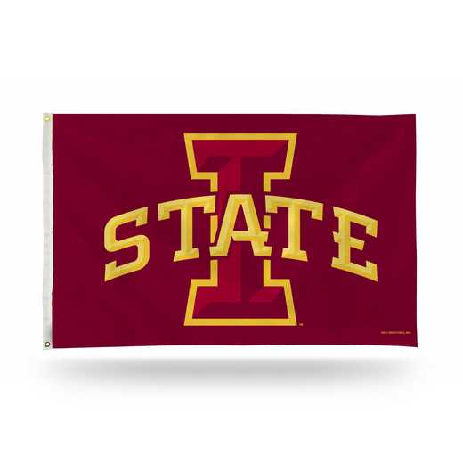 FGB250204: NCAA FGB BANNER FLAG, Iowa St