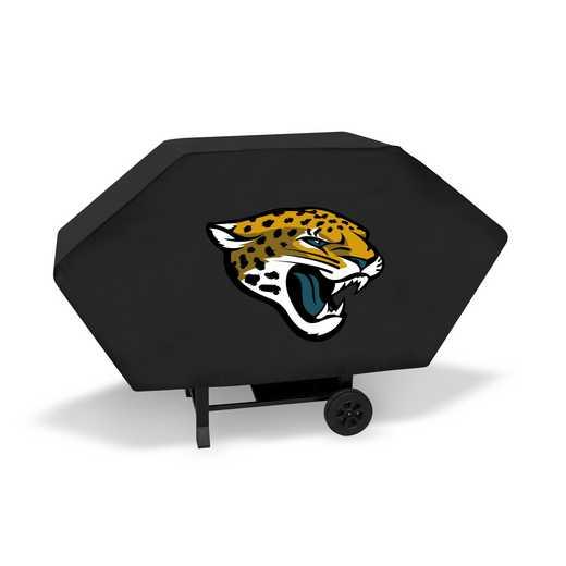 BCE0901: NFL BCE GRILL COVER, Jaguars