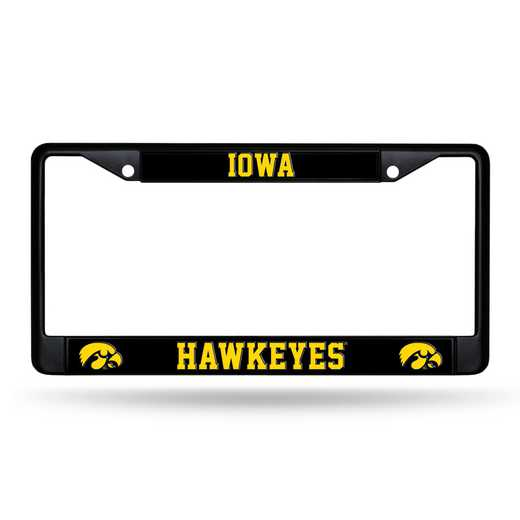 FBC250101: NCAA FBC LICENSE FRAME, Iowa