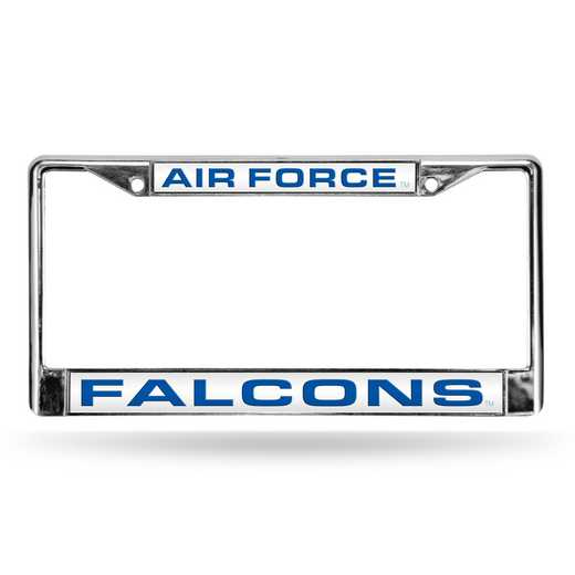 FCL500501: NCAA-FCL Chrome Lsr License FrmAir Force