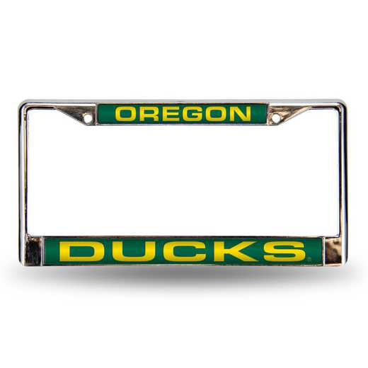 FCL510101: NCAA-FCL Chrome Lsr License Frm Oregon