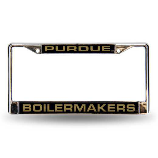 FCL200201: NCAA-FCL Chrome Lsr License Frm Purdue