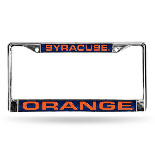 FCL270103: NCAA-FCL Chrome Lsr License FrmSyracuse