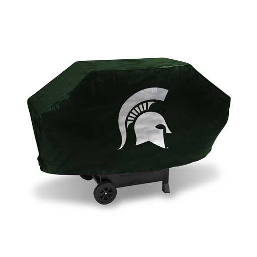 BCB220103: NCAA BCB GRILL COVER, Michigan St