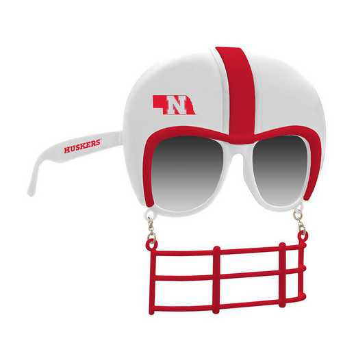 SUN410103: NEBRASKA NOVELTY SUNGLASSES