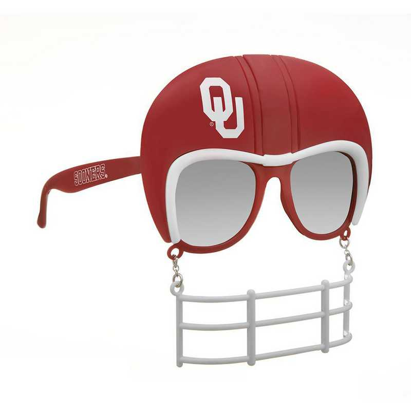SUN230201: OKLAHOMA NOVELTY SUNGLASSES