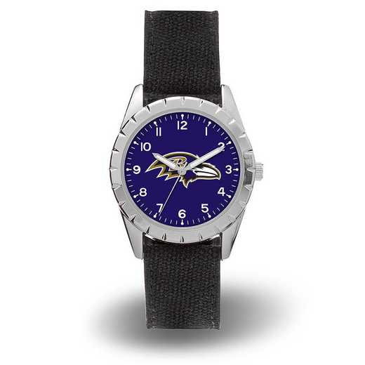 WTNKL0701: RAVENS SPARO NICKEL WATCH