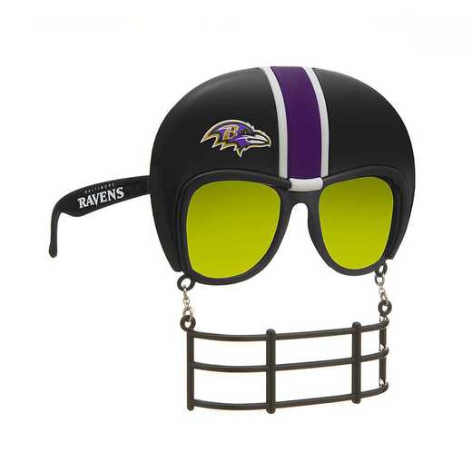 SUN0701: RAVENS NOVELTY SUNGLASSES
