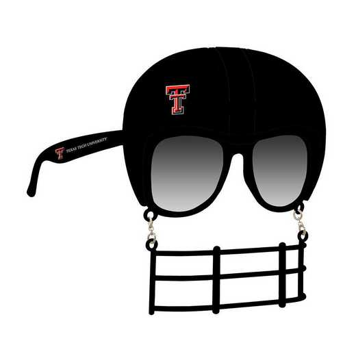 SUN260801: TEXAS TECH NOVELTY SUNGLASSES