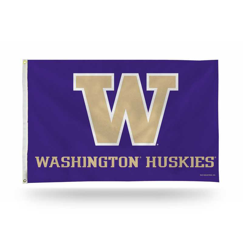 FGB490205: NCAA FGB BANNER FLAG, Washington