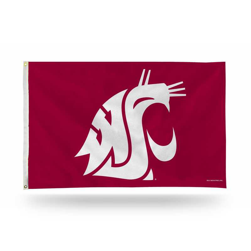 FGB490103: NCAA FGB BANNER FLAG, Washington St