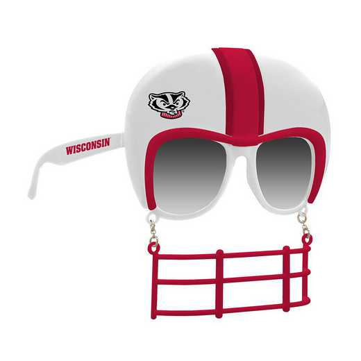SUN450102: WISCONSIN NOVELTY SUNGLASSES