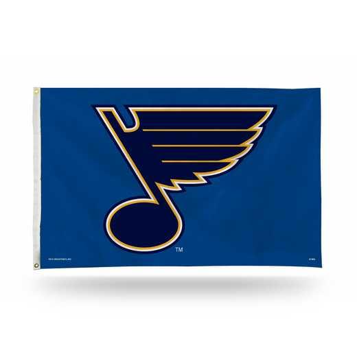 FGB8603: RICO ST LOUIS BLUES BANNER FLAG