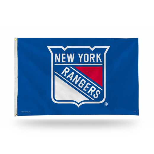 FGB7003: RICO NY RANGERS BANNER FLAG
