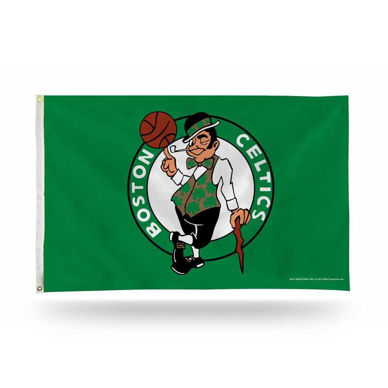 FGB74002: RICO BOSTON CELTICS BANNER FLAGS