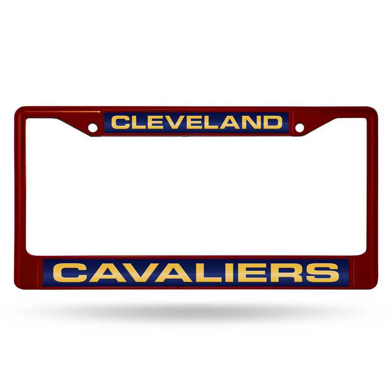 FNFCCL73003MR: RICO CAVALIERS MAROON LASER COLORED CHROME FRAME