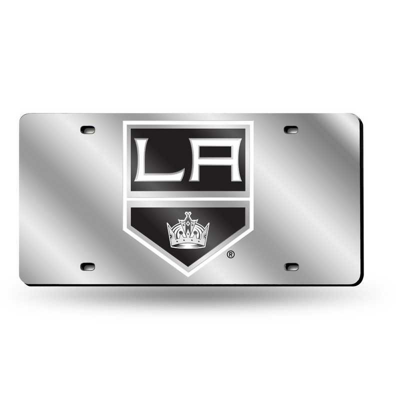 LZS7102: RICO LOS ANGELES KINGS SILVER LASER TAG