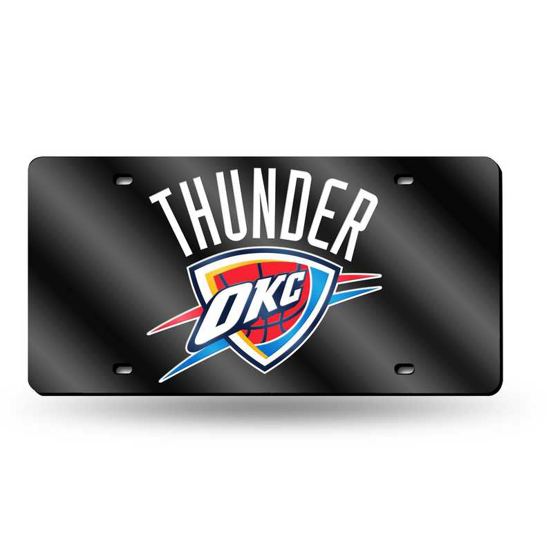 LZC68003: RICO OKLAHOMA CITY THUNDER LASER TAG (BLACK)