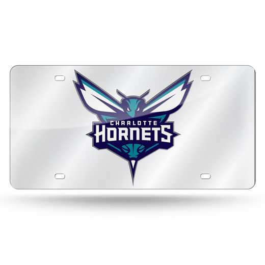 LZS66001: RICO CHARLOTTE HORNETS SILVER LASER TAG