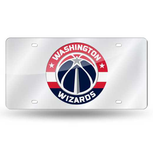 LZS71003: RICO WASHINGTON WIZARDS LASER TAG (SILVER)