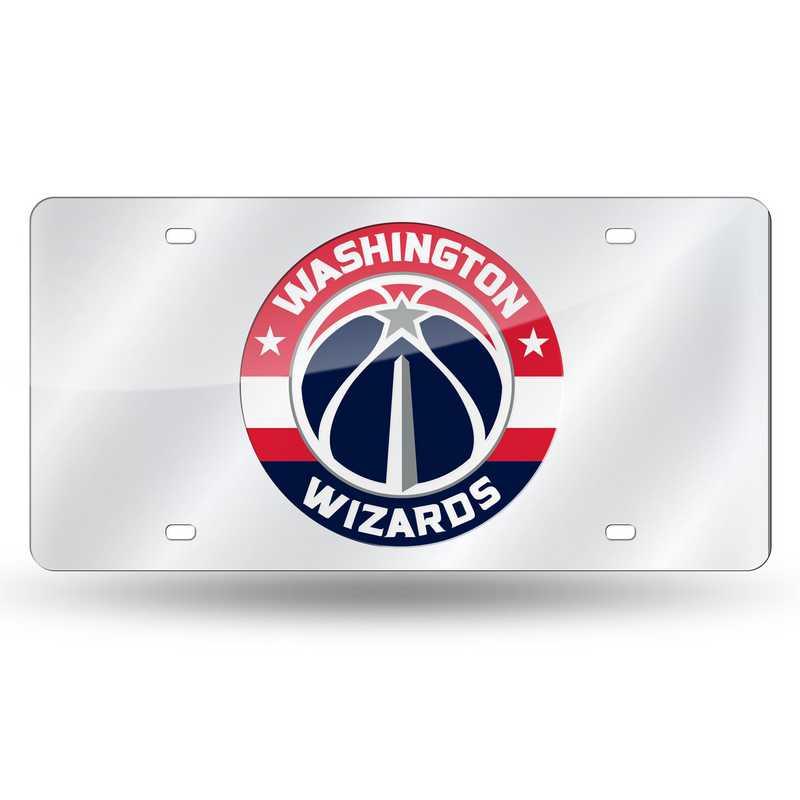 LZS71003: RICO WASHINGTON WIZARDS LASER TAG (SILVER)
