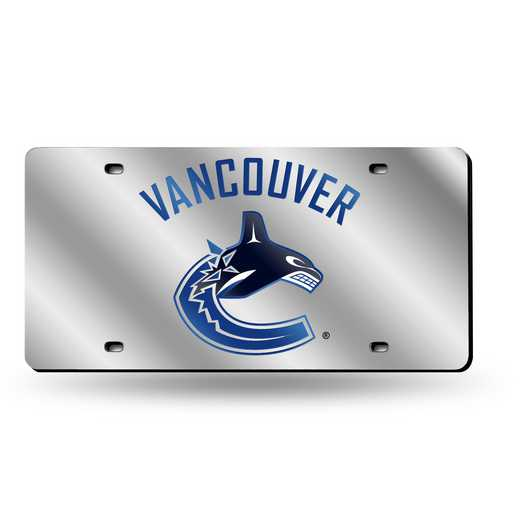 LZS8801: RICO VANCOUVER CANUCKS LASER TAG (SILVER)
