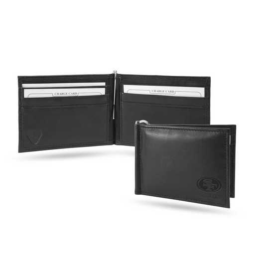 SMC1905: 49ERS SPARO SHIELD WALLET