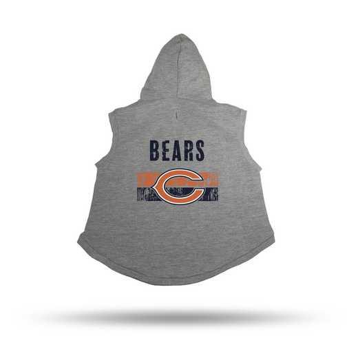 Chicago Bears Pet Hoodie