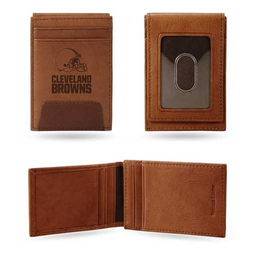FPW2801: BROWNS PREMIUM LEATHER FRONT POCKET WALLET