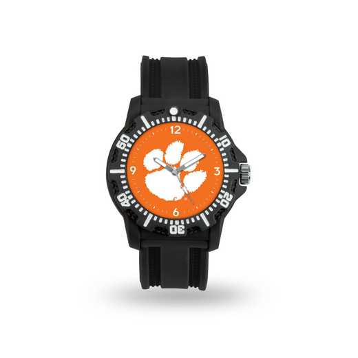 WTMDT120201: Clemson Model Three Watch