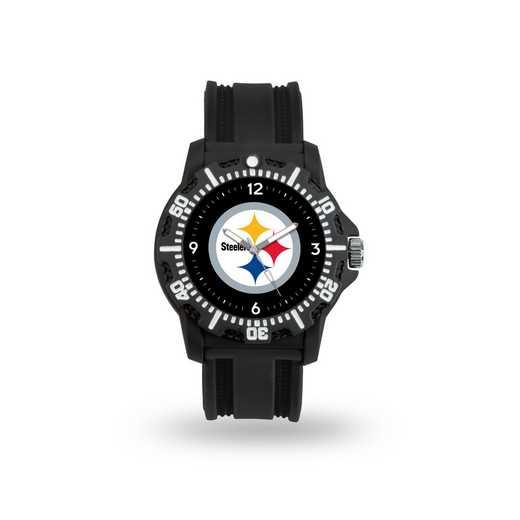 WTMDT2301: Steelers Model Three Watch