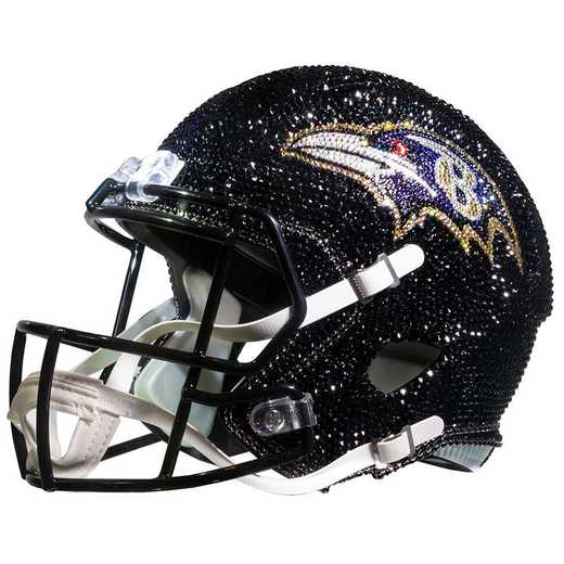 30293: Baltimore Ravens Mini Helmet