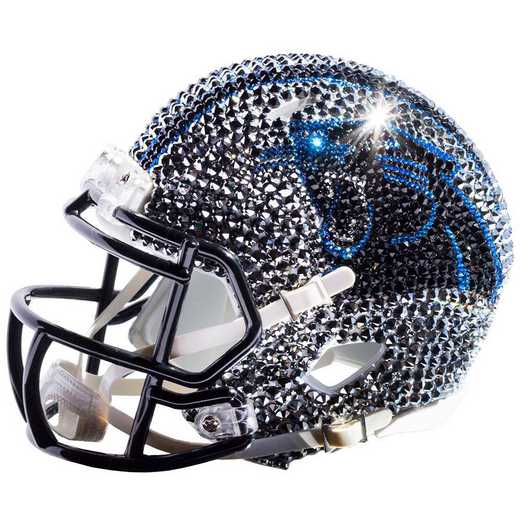 30493: Carolina Panthers Mini Helmet