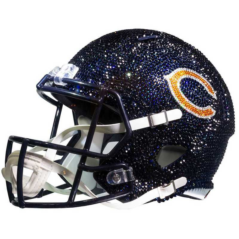 30593: Chicago Bears Mini Helmet