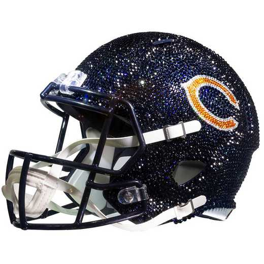 30595: Chicago Bears Full Helmet