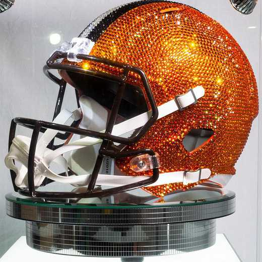 30795: Cleveland Browns Full Helmet