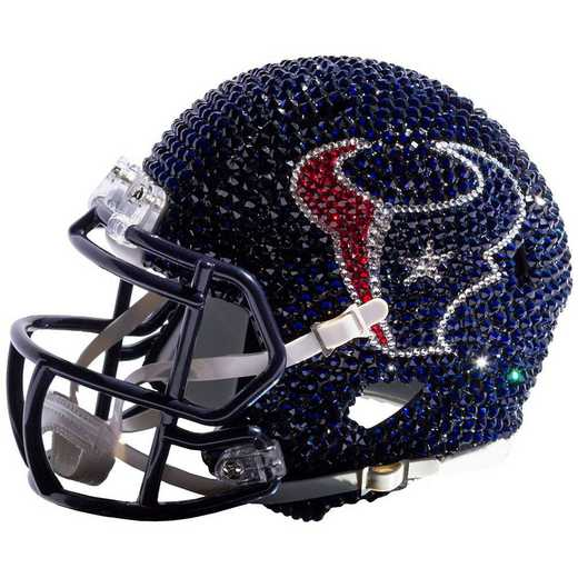 31195: Houston Texans Full Helmet
