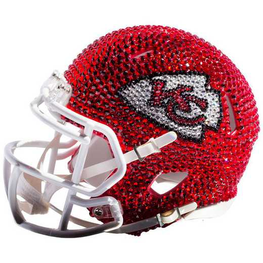 31493: Kansas City Chiefs Mini Helmet