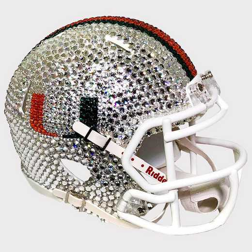 47195: Miami Full Helmet
