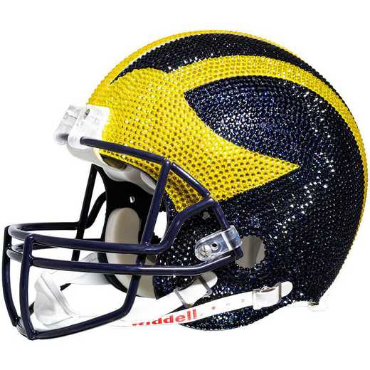 22293: Michigan Mini Helmet