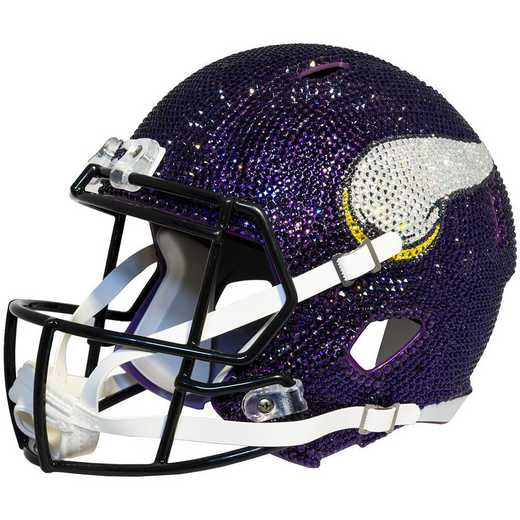 31695: Minnesota Vikings Full Helmet