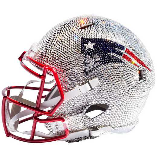 31795: New England Patriots Full Helmet