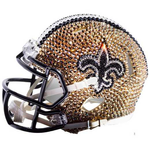 31893: New Orleans Saints Mini Helmet